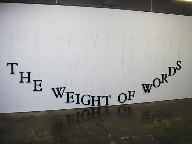 Heather Hesterman, word play