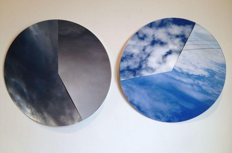 Heather Hesterman, Melbourne Cyanometer, Melbourne Sky Survey, Sky prints