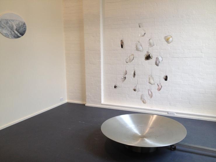 Heather Hesterman, Sarah Tomasetti, Slow Melt, Peradam Projects, Australian Galleries